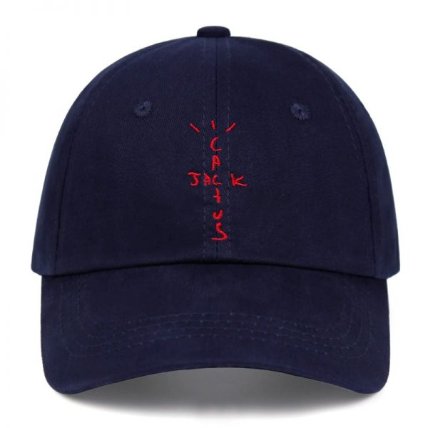 Travis Scott Cactus Jack Embroidered Baseball Cap (3)