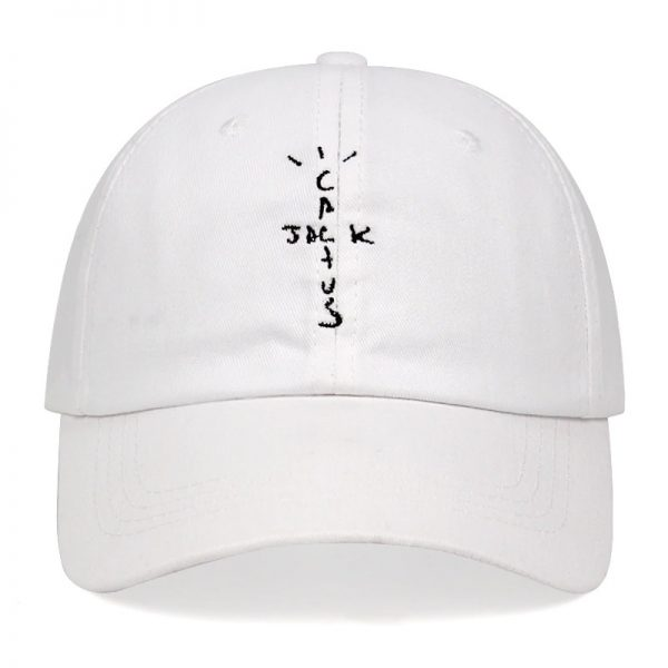Travis Scott Cactus Jack Embroidered Baseball Cap
