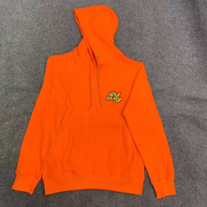 Travis Scott Cactus Jack Vivid Orange Pullover Hoodie