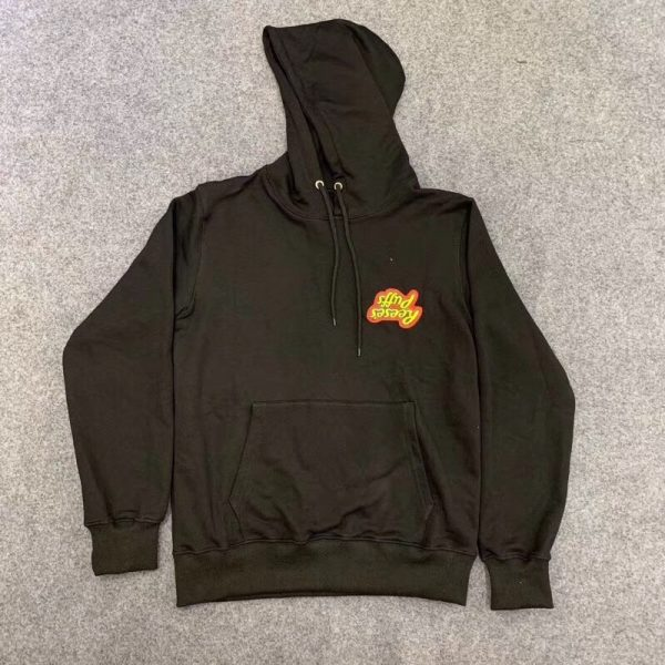 Travis Scott Reese's Puff Today Casual Pullover Hoodie (3)