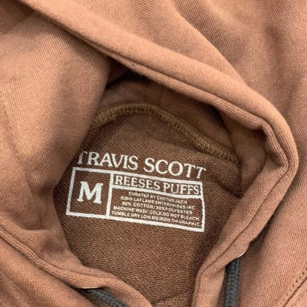 Travis Scott Reese's Puff Today Casual Pullover Hoodie (5)