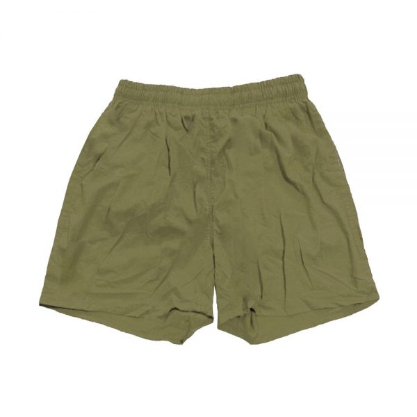 Travis Scott Running Wild Olive Shorts (2)