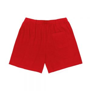 Travis Scott x McDonald's All American '92 Red Shorts (2)