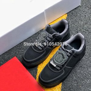 Travis Scotts x Sail Felt Velcro Skateboarding Genuine Basketball Shoes (2)